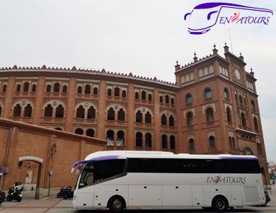 ENSATOURS en la Plaza de Toros de Las Ventas de Madrid